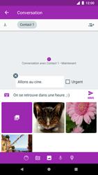 Google Pixel 2 - Mms - Envoi d