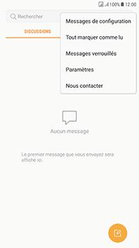 Samsung J730F Galaxy J7 (2017) (DualSIM) - SMS - configuration manuelle - Étape 5