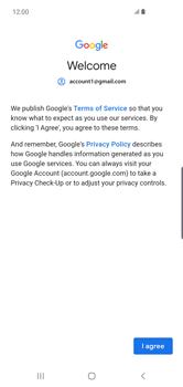 Samsung Galaxy S10 Plus - E-mail - Manual configuration (gmail) - Step 12