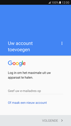 Samsung Galaxy S7 (G930) - Applicaties - Account aanmaken - Stap 4
