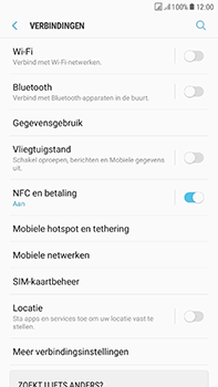 Samsung Galaxy J7 (2017) - Internet - Handmatig instellen - Stap 7