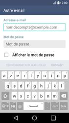 LG K4 - E-mails - Ajouter ou modifier votre compte Yahoo - Étape 5