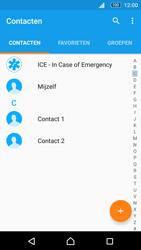 Sony Xperia M5 (E5603) - Contacten en data - Contacten kopiëren van SIM naar toestel - Stap 4