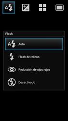Sony Xperia J - Funciones básicas - Uso de la camára - Paso 5