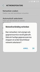 Samsung Galaxy A3 (2017) - Android Nougat - Netwerk selecteren - Handmatig een netwerk selecteren - Stap 11