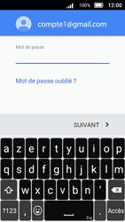 Doro 8031 - E-mails - Ajouter ou modifier votre compte Gmail - Étape 12