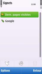 Nokia C6-00 - Internet - navigation sur Internet - Étape 9