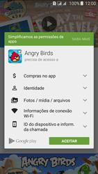 Samsung Galaxy J5 - Aplicativos - Como baixar aplicativos - Etapa 18