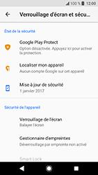 Sony Xperia XA2 - Sécuriser votre mobile - Activer le code de verrouillage - Étape 5