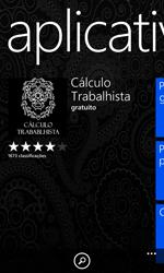 Nokia Lumia 1020 - Aplicativos - Como baixar aplicativos - Etapa 5