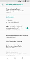 Wiko Harry 2 - Sécurité - modifier SIM PIN - Étape 5