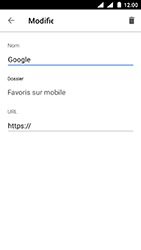 Nokia 3 - Android Oreo - Internet - Navigation sur Internet - Étape 10