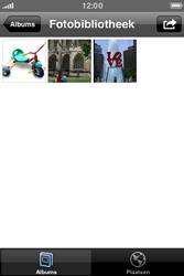 Apple iPhone 3G S - MMS - afbeeldingen verzenden - Stap 9