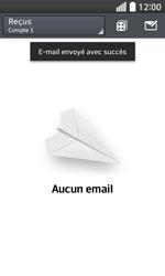 LG F70 - E-mails - Envoyer un e-mail - Étape 19