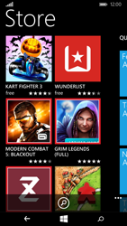 Microsoft Lumia 535 - Applications - Create an account - Step 5