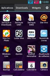 LG Optimus L5 Dual - Internet - Como configurar seu celular para navegar através de Vivo Internet - Etapa 5