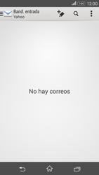 Sony Xperia E4g - E-mail - Configurar Yahoo! - Paso 10