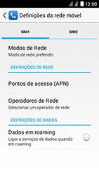 Huawei Ascend Y625 - Internet no telemóvel - Como configurar ligação à internet -  5