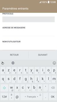 HTC Desire 825 - E-mails - Ajouter ou modifier un compte e-mail - Étape 8