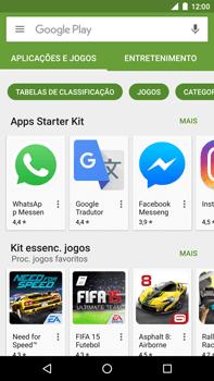 Huawei Google Nexus 6P - Aplicações - Como pesquisar e instalar aplicações -  6