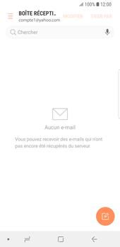 Samsung Galaxy S9 - E-mails - Ajouter ou modifier votre compte Yahoo - Étape 5