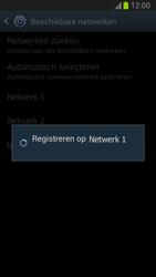 Samsung N7100 Galaxy Note II - Netwerk - Handmatig netwerk selecteren - Stap 13
