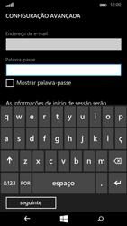 Microsoft Lumia 535 - Email - Configurar a conta de Email -  10