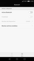 Huawei P8 - Bluetooth - Conectar dispositivos a través de Bluetooth - Paso 4