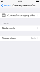 Apple iPhone 5s - iOS 11 - E-mail - Configurar Yahoo! - Paso 4