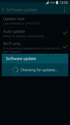 Samsung Galaxy S5 G900F - Network - Installing software updates - Step 9