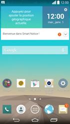 LG D855 G3 - Paramètres - Reçus par SMS - Étape 3