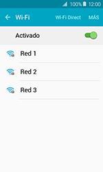 Samsung Galaxy J1 (2016) (J120) - WiFi - Conectarse a una red WiFi - Paso 6