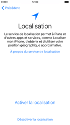 Apple iPhone 7 - Premiers pas - Créer un compte - Étape 10