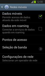 Samsung Galaxy Express - Mensagens - Como configurar seu celular para mensagens multimídia (MMS) - Etapa 6