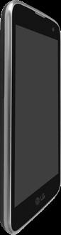 LG K4 - Premiers pas - Découvrir les touches principales - Étape 5
