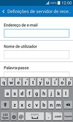 Samsung Galaxy Core II - Email - Configurar a conta de Email -  9