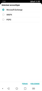 LG g7-fit-dual-sim-lm-q850emw - E-mail - Account instellen (POP3 zonder SMTP-verificatie) - Stap 9