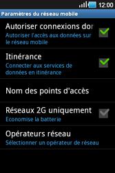 Samsung Galaxy Ace - Aller plus loin - Désactiver les données à l'étranger - Étape 6