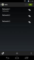 Acer Liquid Jade Z - WiFi en Bluetooth - Handmatig instellen - Stap 8