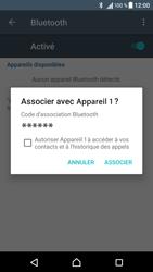 Sony Xperia XA - Bluetooth - connexion Bluetooth - Étape 9