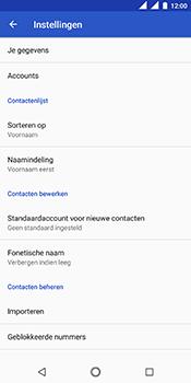 Nokia 5-1-dual-sim-ta-1075 - Contacten en data - Contacten kopiëren van SIM naar toestel - Stap 7