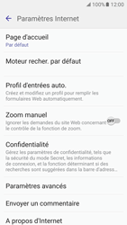 Samsung Galaxy S7 (G930) - Internet - Configuration manuelle - Étape 23