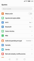 Huawei P10 Lite - WiFi - Conectarse a una red WiFi - Paso 3