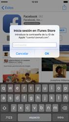Apple iPhone 6 iOS 10 - Aplicaciones - Tienda de aplicaciones - Paso 26
