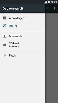 Nokia 6 - E-mail - E-mail versturen - Stap 12