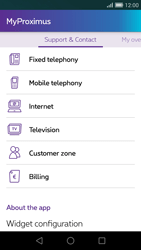 Huawei Ascend G7 - Applications - MyProximus - Step 23