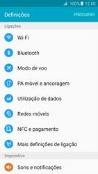 Samsung Galaxy S6 - MMS - Como configurar MMS -  4
