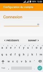 Alcatel U3 - E-mails - Ajouter ou modifier votre compte Yahoo - Étape 9