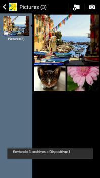 Samsung Galaxy Note 3 - Bluetooth - Transferir archivos a través de Bluetooth - Paso 12