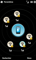 Samsung B7610 Omnia Qwerty - Wifi - configuration manuelle - Étape 6